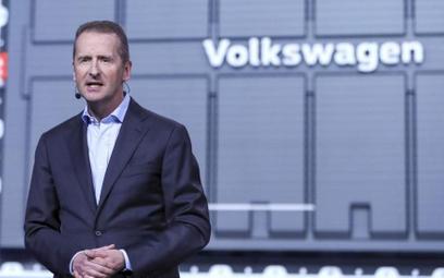 Prezes Diess wyjaśnił cel reformy w Volkswagenie