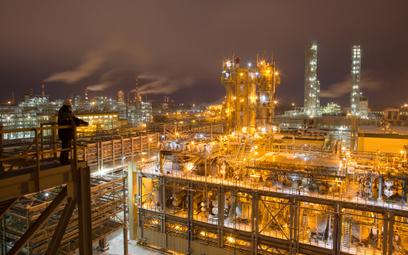 Petrochemia pochłania najwięcej energii
