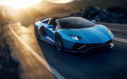 Koniec produkcji Lamborghini Aventadora i silnika V12