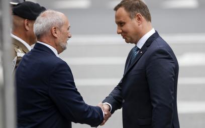 """""""Fakt"""": Prezydent Andrzej Duda zażądał dymisji Antoniego Macierewicza"""