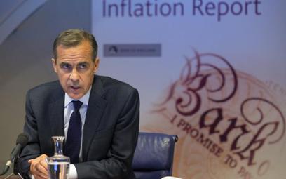 """Prezes Banku Anglii: """"twardy brexit"""" spowoduje krach na rynku"""