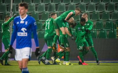 Po ostatniej kolejce Warta Poznań jest na 10. miejscu w tabeli PKO BP Ekstraklasy