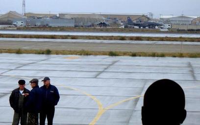 Lotnisko w Bagram