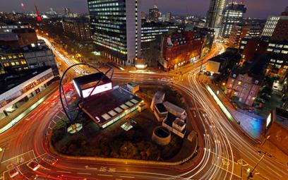 """Londyńskie """"tech city"""" przy Oxford Street przyciągnęło wielu Polaków"""
