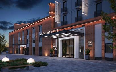 Industrialny Mercure otworzył się w dawnej fabryce wódek w Krakowie
