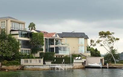 Rynek domów w Australii