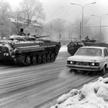 Wojsko na ulicach w czasie stanu wojennego