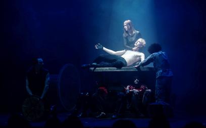 """""""Otello"""", reż. Oskaras Koršunovas"""