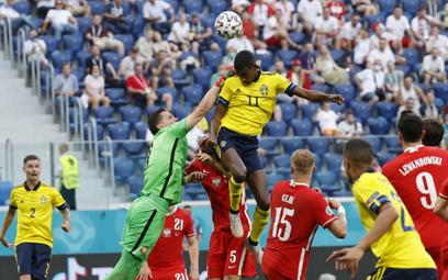 Euro 2020: Polska - Szwecja 2:3. Lepszy świat jeszcze nie dla nas