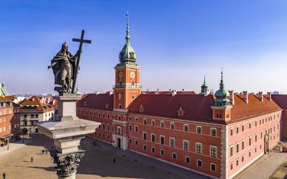 Od 4 maja można odwiedzać Zamek Królewski w Warszawie