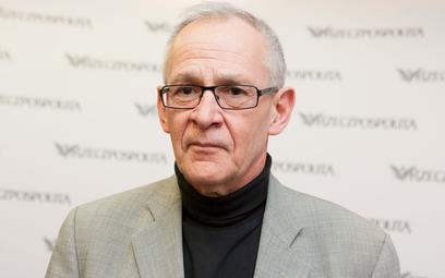 Prof. Maciej Krzakowski: Więcej zaawansowanych raków