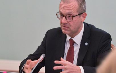Hans Kluge, szef WHO na Europę