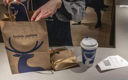Luckin Coffee. Inwestorom przypadł do gustu chiński Starbucks