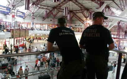 Straż Graniczna sprawdzi kontrolerów ruchu lotniczego