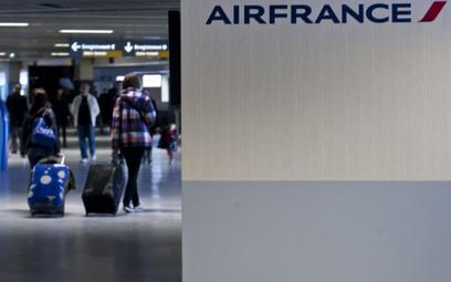 Air France proponuje mniejsze zwolnienia pracowników