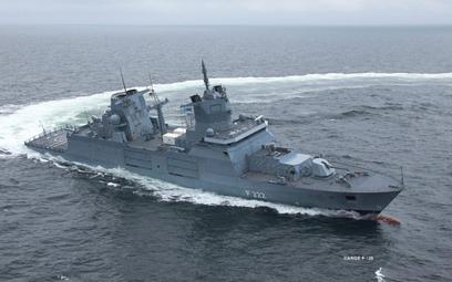 F125. Fot./Ministerstwo Obrony Niemiec/Carsten Vennemman.