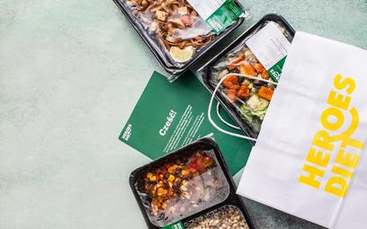 Zdrowe odżywianie z cateringiem dietetycznym Heroes Diet