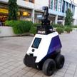 Na ulice Singapuru wyjechały roboty, które mają pilnować przestrzegania przepisów antycovidowych