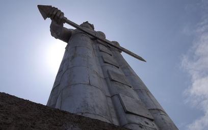 Matka Gruzja, symbol Tbilisi, stolicy kraju.