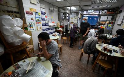 Koronawirus. Hongkong obawia się piątej fali epidemii