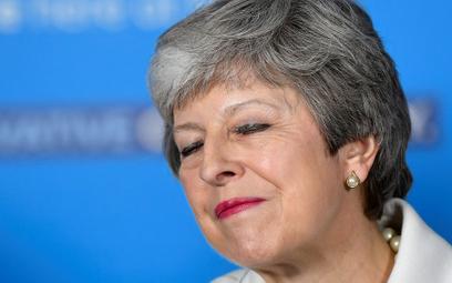 """Ostatnia szarża May - """"nowa i śmiała"""" ustawa o brexicie"""