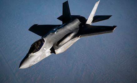 F-35A US Air Force wkrótce na stałe trafią do bazy RAF Lakenheath w hrabstwie Suffolk.