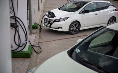 Nissan Leaf może już sprzedawać prąd do sieci