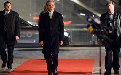 Premier Mołdawii Iurie Leancă