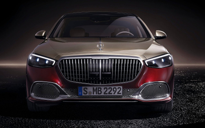 Ile kosztuje luksus? Polskie ceny Mercedesa-Maybach Klasy S