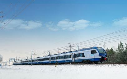 Zimowy rekord PKP Intercity