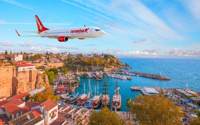 Corendon będzie latać do Antalyi także zimą