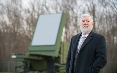 John Baird wiceszef koncernu Raytheon odpowiedzialny w firmie za rakietowe kontrakty w Polsce.