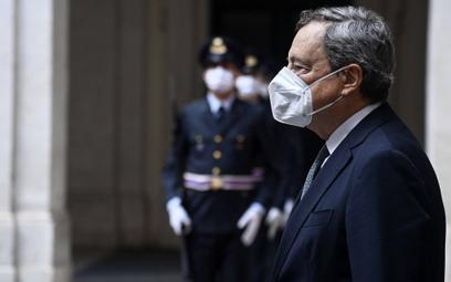 Mario Draghi, premier Włoch