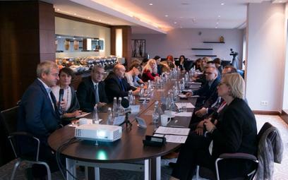 Debata na temat terapii szpiczaka podczas Śniadania Prasowego dla Dziennikarzy Medycznych