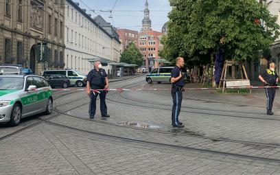 Atak nożownika w mieście w Niemczech. Trzy osoby nie żyją