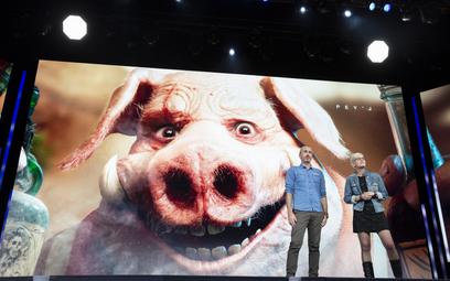 Prezentacja jednej z gier gier Ubisoftu Beyond Good & Evil2