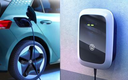 Volkswagen rozpoczyna sprzedaż ładowarek do elektrycznych samochodów