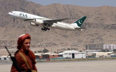 Lotnisko w Kabulu