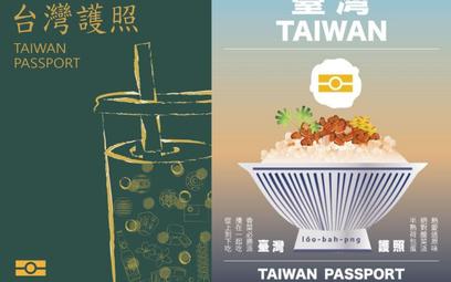 Bubble Tea zamiast godła na paszportach. Tajwan chce zmian