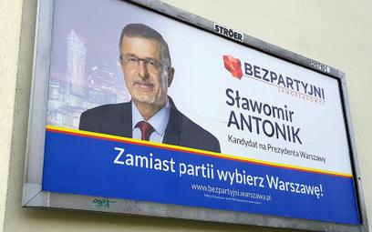 Komitet Wyborczy Wyborców Bezpartyjni Samorządowcy Ze stołecznym samorządem związany jest od 12 lat.