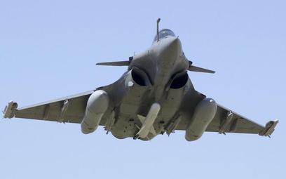 Myśliwce Rafale są powszechnie uzbrajane w rakiety typu Exocet produkowane przez MBDA