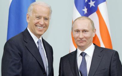 Joe Biden miał już okazję poznać Władimira Putina, odwiedzając Moskwę jeszcze jako wiceprezydent w m
