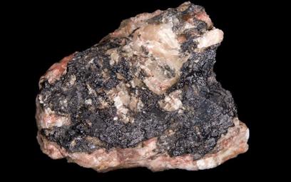 Ruda uranu