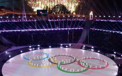Ceremonia zamknięcia igrzysk. Stadion olimpijski zostanie teraz rozebrany.