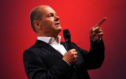 Sondaż w Niemczech: SPD prawie dogoniło CDU