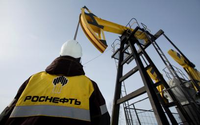 Rosja: Najmniej ropy od dekady. Straty Łukoilu i Gazpromu