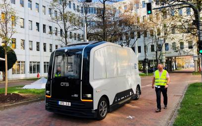 Autonomiczny ruch kusi firmy – do gry wkracza Siemens