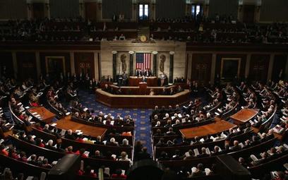 Posiedzenie Kongresu USA