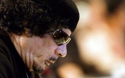 Kaddafi rządzi Libią od 1969 r.