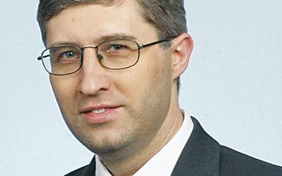 Cezary Galiński, ekspert lotniczy,profesor Politechniki Warszawskiej